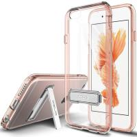 Obliq Naked Shield Kickstand - Etui z podstawką iPhone 6s / iPhone 6 (Rose Gold)
