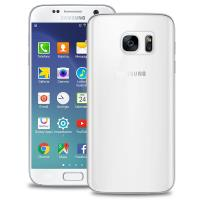 """PURO Ultra Slim """"0.3"""" Cover - Etui Samsung Galaxy S7 (półprzezroczysty)"""
