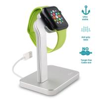 Puro Aluminum Desk Holder - Stojak Apple Watch (srebrny)