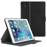 """Speck StyleFolio - Etui iPad 9.7"""" (2018/2017) / iPad Pro 9.7"""" / iPad Air 2 / iPad Air (Black/Slate Grey)"""