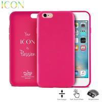 PURO ICON Cover - Etui iPhone 6s / iPhone 6 (Fuchsia)