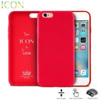 PURO ICON Cover - Etui iPhone 6s / iPhone 6 (Red)