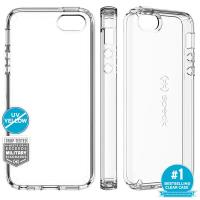 Speck CandyShell Clear - Etui iPhone SE / iPhone 5s / iPhone 5 (przezroczysty)