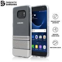 Incipio Design Series Wesley - Etui Samsung Galaxy S7 (srebrny)