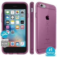 Speck CandyShell Clear - Etui iPhone 6s / iPhone 6 (Beaming Orchid Purple)