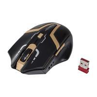 Marvo M917W - Bezprzewodowa mysz optyczna 1600 DPI (czarny)
