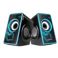 Marvo SG-201 - Głośniki stereo USB & 3,5 mm (niebieski)
