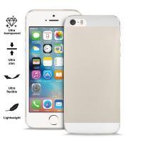 PURO 0.3 Nude - Etui iPhone SE / 5s / iPhone 5 (przezroczysty)