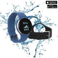 iHealth Wave - Bezprzewodowy monitor aktywności fizycznej, pływania oraz snu + zegarek iOS/Android