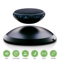 ASWY Ondo Air Touch - Lewitujący głośnik Bluetooth z bezprzewodowym ładowaniem (czarny)