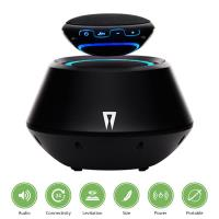 ASWY Ondo Sky Levitating Speaker - Lewitujący głośnik Bluetooth z oddzielnym subwooferem (czarny)