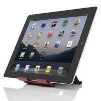 Incipio Fixie Stand - Uniwersalny aluminiowy stojak do tabletu (czerwony)