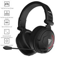 Gamdias Hephaestus II Stereo Vibration - Słuchawki wibracyjne dla graczy z mikrofonem (USB)