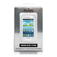 PURO Case - Etui Samsung GALAXY S III mini (przezroczysty)