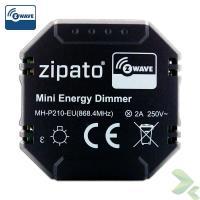 Zipato Mini Energy Dimmer - Inteligentny ściemniacz dopuszkowy Z-Wave