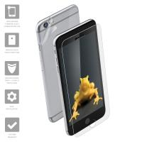 Wrapsol Hybrid - Hartowane szkło 9H + folia na obudowę do iPhone 6s / iPhone 6