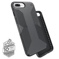 Speck Presidio Grip - Etui iPhone 7 Plus (Graphite Grey/Charcoal Grey)