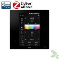 Zipato ZipaTile - System sterowania domem All In One Z-Wave Plus & ZigBee (czarny)