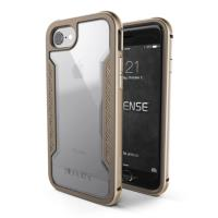 X-Doria Defense Shield - Etui aluminiowe iPhone 7 (Gold)