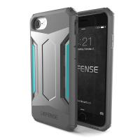 X-Doria Defense Gear - Etui pancerne iPhone 7 (Silver)