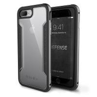 X-Doria Defense Shield - Etui aluminiowe iPhone 7 Plus (Space Grey)