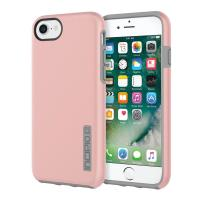 Incipio DualPro - Etui iPhone 7 / iPhone 6s / iPhone 6 (Iridescent Rose Gold/Gray)