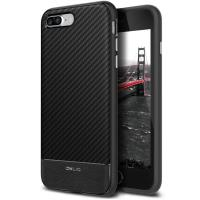 Obliq Flex Pro - Etui iPhone 7 Plus (Carbon Black)