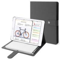 "Booq Booqpad - Etui iPad Pro 9,7"" + notes (szary)"