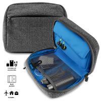 PURO Pocket - Organizer na akcesoria elektroniczne (szary)