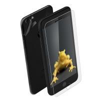 Wrapsol Hybrid - Hartowane szkło 9H + folia na obudowę do iPhone 7