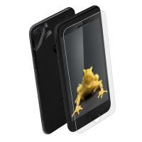 Wrapsol Hybrid - Hartowane szkło 9H + folia na obudowę do iPhone 7 Plus