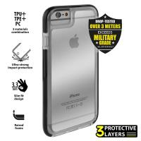 PURO Impact Pro Hard Shield - Etui iPhone 6s / iPhone 6 (czarny)