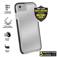 PURO Impact Pro Hard Shield - Etui iPhone 8 / 7 (czarny)