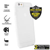 PURO Impact Pro Flex Shield - Etui iPhone 6s / iPhone 6 (biały)