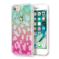 Laut OMBRE - Etui iPhone 8 / 7 / 6s / 6 z 2 foliami na ekran w zestawie (Turquoise)