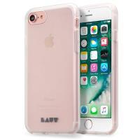 Laut HUEX - Etui iPhone 8 / 7 / 6s / 6 z 2 foliami na ekran w zestawie (Frost)