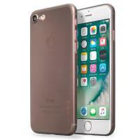 Laut SLIMSKIN - Etui iPhone 8 / 7 z 2 foliami na ekran w zestawie (Black)