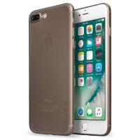 Laut SLIMSKIN - Etui iPhone 8 Plus / 7 Plus z 2 foliami na ekran w zestawie (Black)