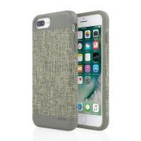 Incipio Esquire Series Wallet Case - Etui iPhone 7 Plus z kieszenią na kartę (Heather Khaki)