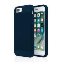 Incipio Esquire Series Wallet Case - Etui iPhone 7 Plus z kieszenią na kartę (Heather Navy)