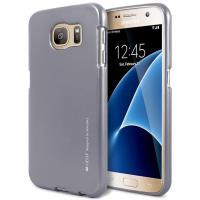 Mercury I-Jelly - Etui Samsung Galaxy S7 (szary)