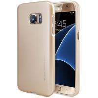 Mercury I-Jelly - Etui Samsung Galaxy S7 (złoty)