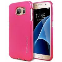 Mercury I-Jelly - Etui Samsung Galaxy S7 (różowy)