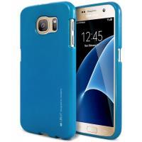 Mercury I-Jelly - Etui Samsung Galaxy S7 (niebieski)
