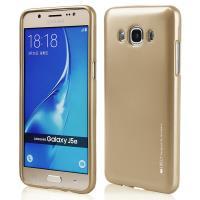 Mercury I-Jelly - Etui Samsung Galaxy J5 (2016) (złoty)