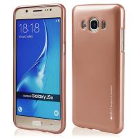 Mercury I-Jelly - Etui Samsung Galaxy J5 (2016) (Rose Gold)