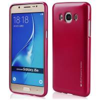 Mercury I-Jelly - Etui Samsung Galaxy J5 (2016) (różowy)