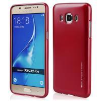 Mercury I-Jelly - Etui Samsung Galaxy J5 (2016) (czerwony)