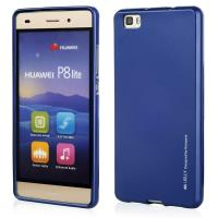 Mercury I-Jelly - Etui Huawei P8 Lite (niebieski)