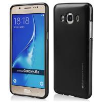 Mercury I-Jelly - Etui Samsung Galaxy J5 (2016) (czarny)